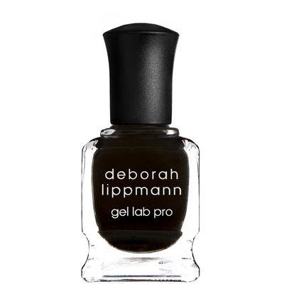 DEBORAH LIPPMANN | Gel Lab Pro Nail Polish - Fade to Black