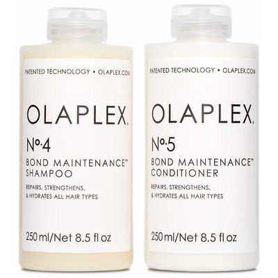 OLAPLEX | Shampoo & Conditioner Bundle