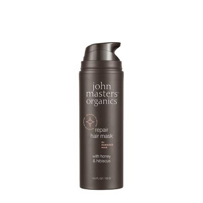JOHN MASTERS ORGANICS | Repair Hair Mask For Damaged Hair With Honey & Hibiscus