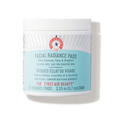FIRST AID BEAUTY | Facial Radiance Pads - 25% off with code MAMINA