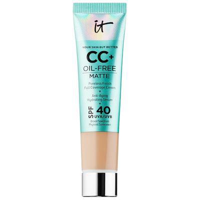 IT COSMETICS | CC+ Cream Oil-Free Matte with SPF 40