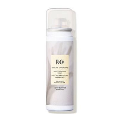 R+CO | Bright Shadows Root Touch-Up Spray - Light Blonde
