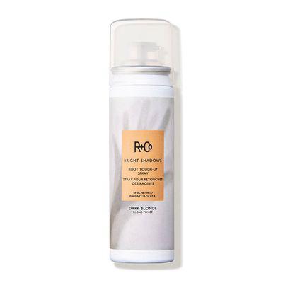 R+CO | Bright Shadows Root Touch-Up Spray - Dark Blonde