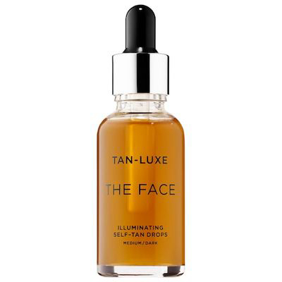 TAN-LUXE | The Face Illuminating Self-Tan Drops - Medium/Dark