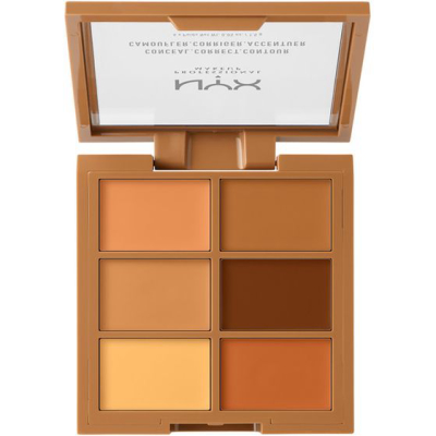 NYX PROFESSIONAL MAKEUP   3C Palette - Deep