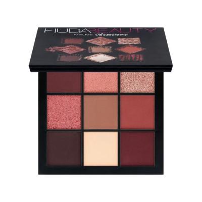 HUDA BEAUTY | Obsessions Eyeshadow Palette - Mauve