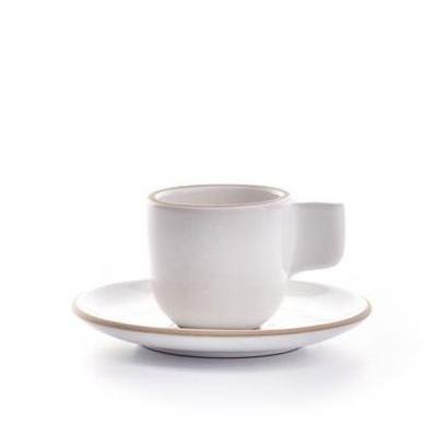 HEATH CERAMICS   Espresso Cup & Saucer
