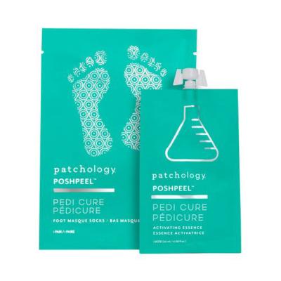 PATCHOLOGY | Poshpeel Pedicure