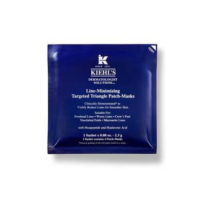 KIEHL'S SINCE 1851 | Line-Minimizing Targeted Triangle Patch Mask