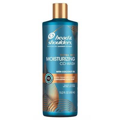 HEAD & SHOULDERS | Royal Oils Moisturizing Co-Wash