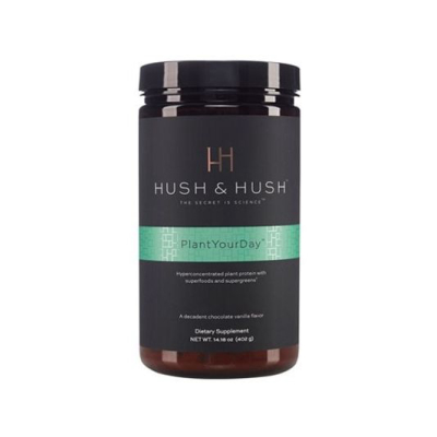 HUSH & HUSH   PlantYourDay Dietary Supplement