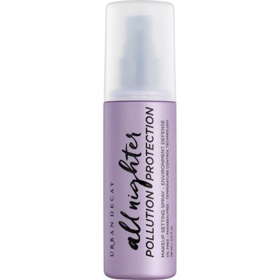 URBAN DECAY | All Nighter Pollution Protection Environmental Defense Makeup Setting Spray
