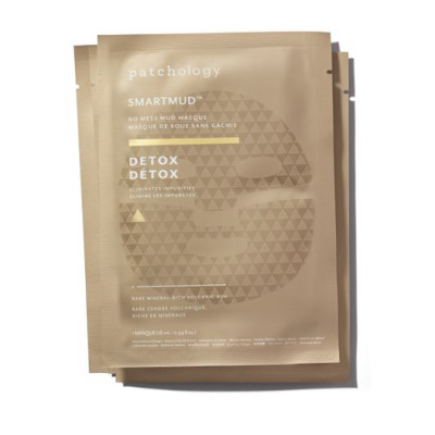 PATCHOLOGY | Smartmud No Mess Mud Masques: Detox Sheet Masks