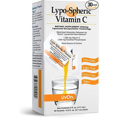 LIVON LABORATORIES | Lypo–spheric Vitamin C