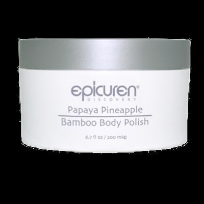 EPICUREN | Papaya Pineapple Bamboo Body Polish