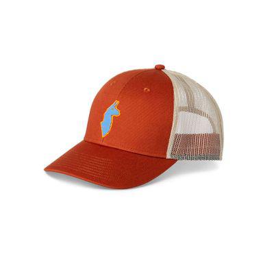 COTOPAXI | The Llama Trucker Hat