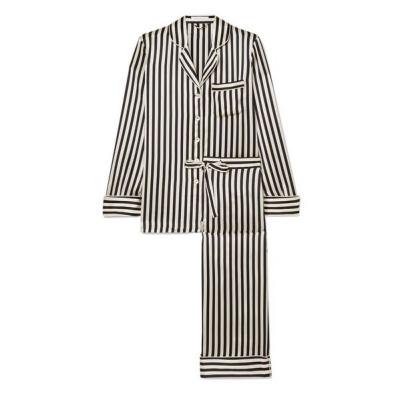 OLIVIA VAN HALLE | Silk Pyjamas