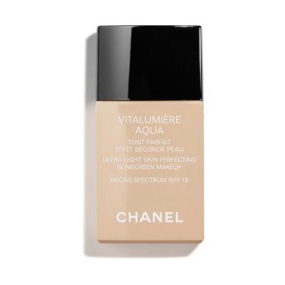 CHANEL | Vitalumière Aqua Ultra-Light Skin Perfecting Sunscreen Makeup