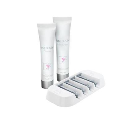 DERMAFLASH | Dermaflash The Essentials Anti-Aging Exfoliation Replenishment Kit