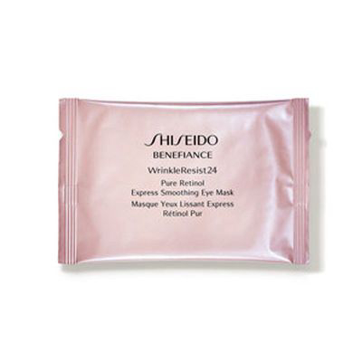 SHISEIDO | Benefiance WrinkleResist24 Pure Retinol Express Smoothing Eye Mask