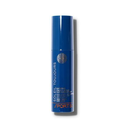 SOLEIL TOUJOURS | Organic Extrème Face & Scalp Sunscreen Mist SPF 50 Sport