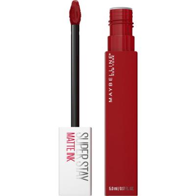 MAYBELLINE   Superstay Matte Ink Liquid Lipstick - Spiced Edition - Exhilarator