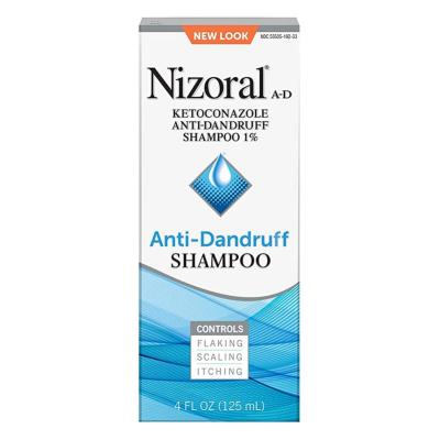 Nizoral Antidandruff Shampoo (ketoconazole)