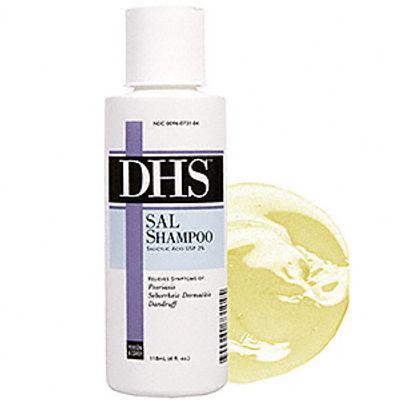 DHS | Salicylic Acid Shampoo Maximum Strength