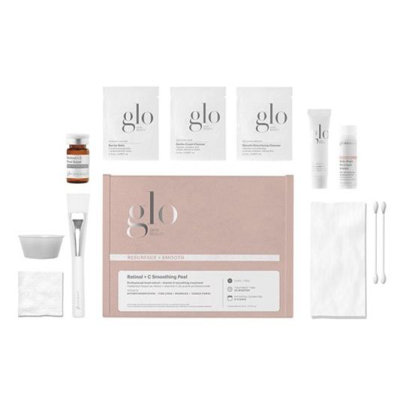 GLO SKIN BEAUTY | Retinol + C Smoothing Peel Kit