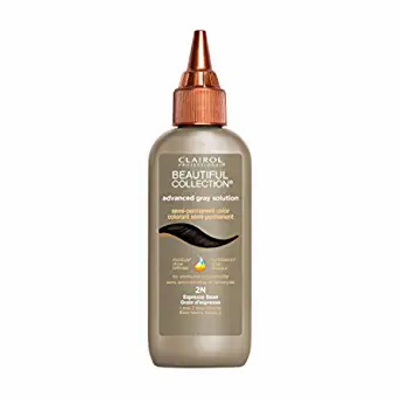 Clairol Professional Beautiful Collection Advanced Gray Hair Solution Semi-Permanent Hair Color