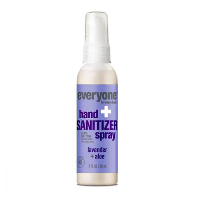 EO | Hand Sanitizer Spray - Lavender + Aloe