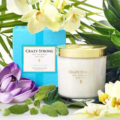 Caribbean Rain 2-Wick Candle