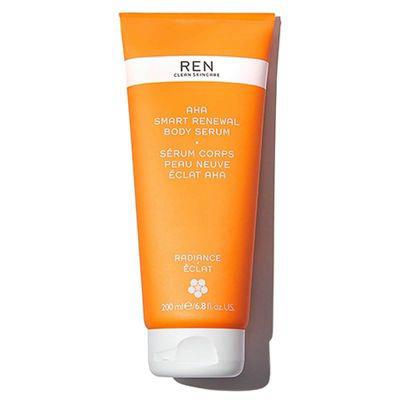 "REN   AHA Smart Renewal Body Serum *SKINSTORE CODE ""ZION"" FOR 25% OFF*"