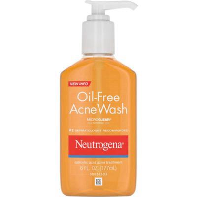 NEUTROGENA | Oil-Free Acne Wash