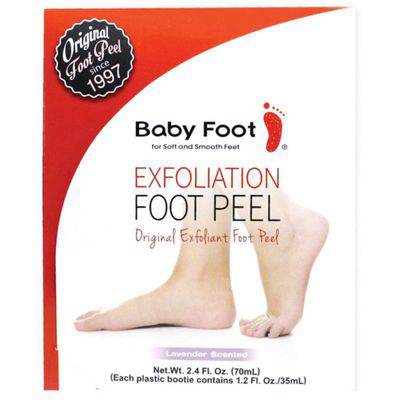 BABY FOOT | Baby Foot Exfoliation Foot Peel For Men