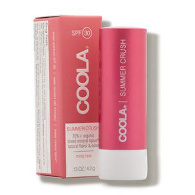COOLA | Mineral Liplux Organic Tinted Lip Balm Sunscreen SPF 30
