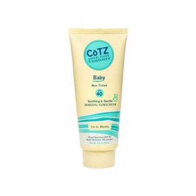 COTZ | Cotz Baby Mineral Sunscreen SPF 40