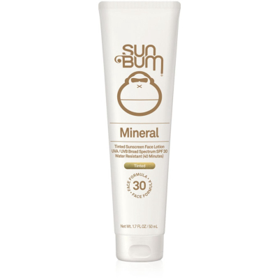 SUN BUM | Mineral Sunscreen Face Tint SPF 30