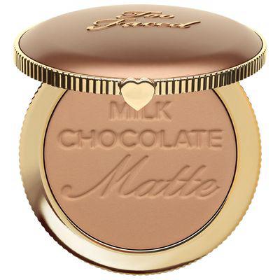 TOO FACED | Chocolate Soleil Matte Bronzer - Milk Chocolate