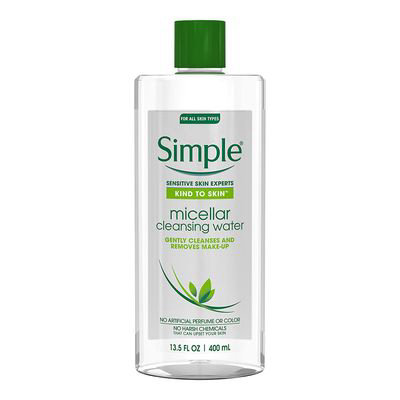 SIMPLE | Kind To Skin Micellar Cleansing Water