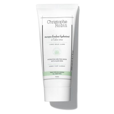 CHRISTOPHE ROBIN | Hydrating Melting Mask With Aloe Vera