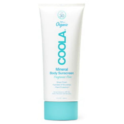 COOLAR | Coola Suncare Mineral Body Organic Sunscreen Lotion SPF 30 - 5 Oz