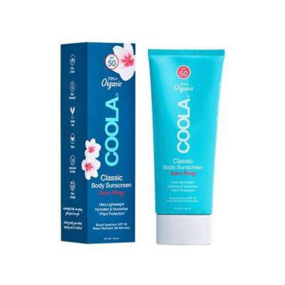 COOLA | Coola Organic Classic Body Sunscreen SPF 50 - Guava Mango