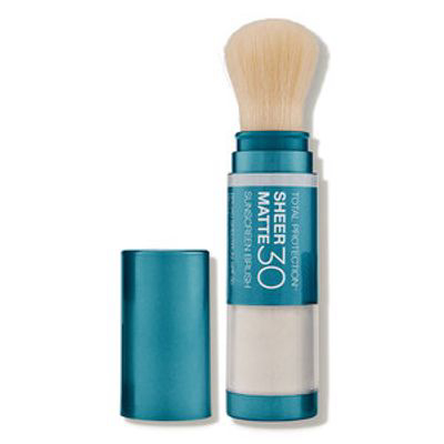 COLORESCIENCE   Sunforgettable Total Protection Brush-On Shield SPF 30