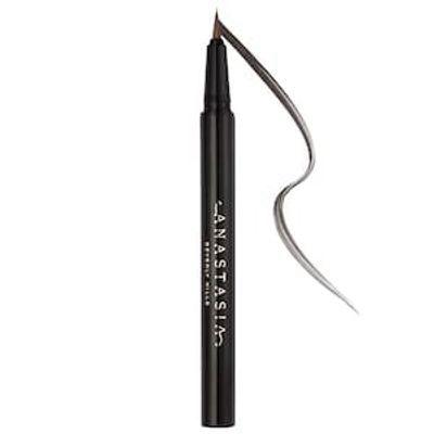 ANASTASIA BEVERLY HILLS | Micro-Stroking Detailing Brow Pen - Ebony