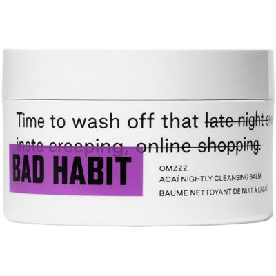 BAD HABIT | Omzzz Acai Nightly Cleansing Balm