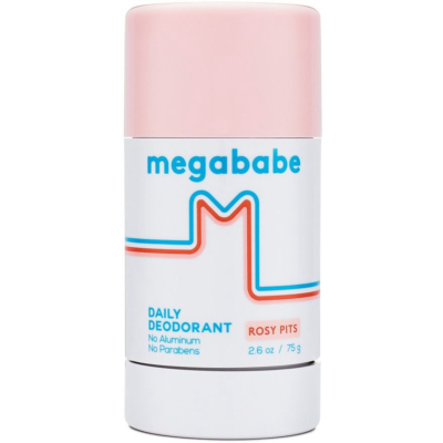 MEGABABE | Rosy Pits Daily Deodorant