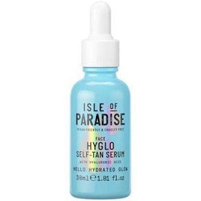 ISLE OF PARADISE | Hyglo Self-Tan Face Serum