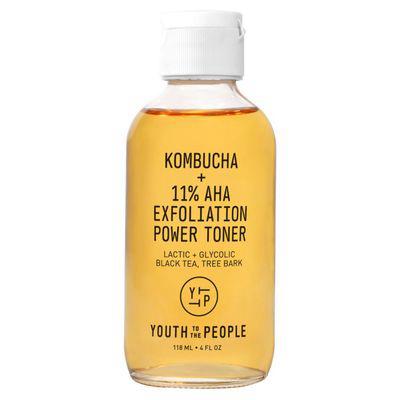 YOUTH TO THE PEOPLE | Kombucha + 11% AHA Exfoliation Power Toner