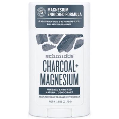 SCHMIDTS | Charcoal + Magnesium Natural Deodorant